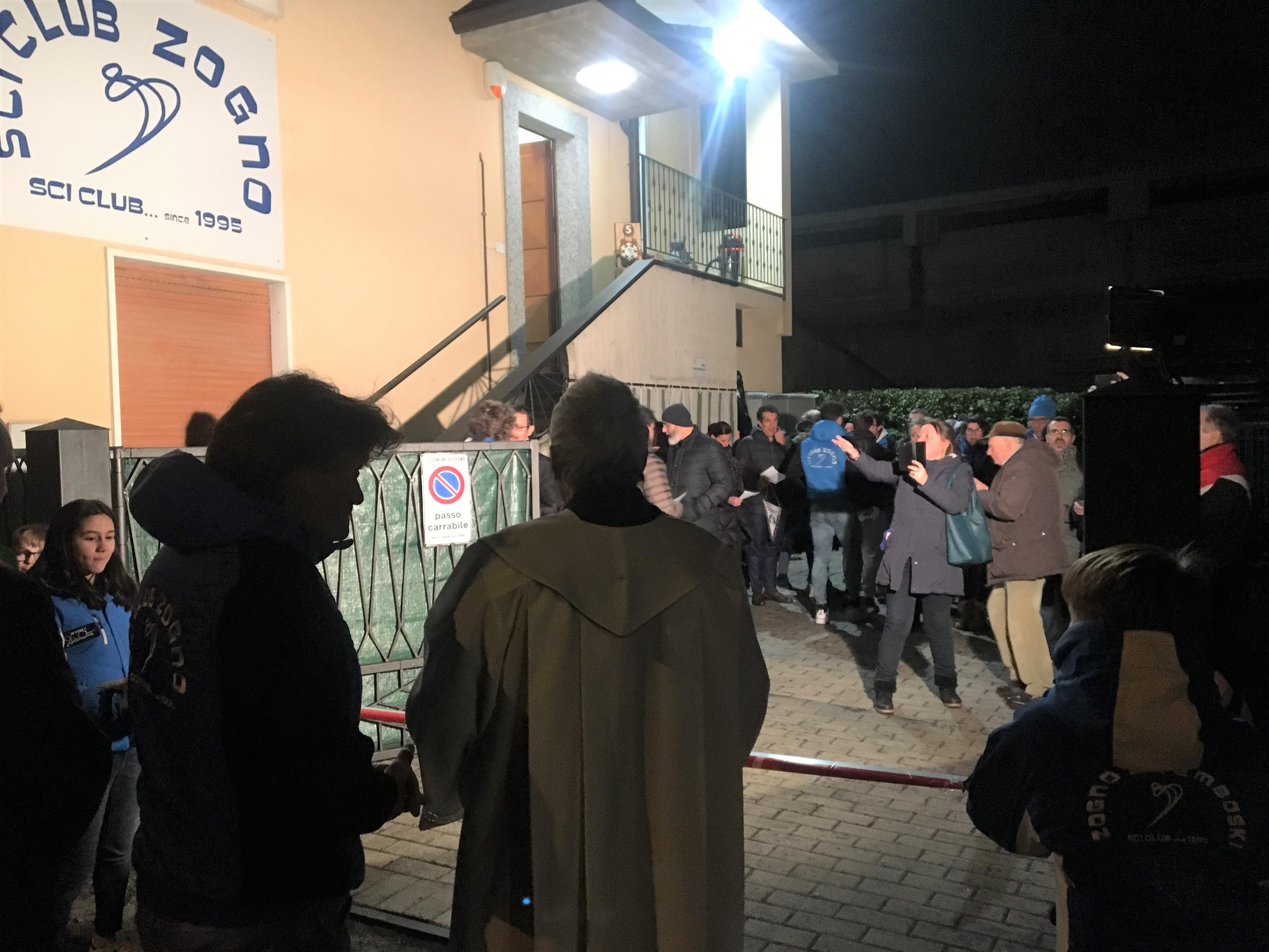 20.12.2018 - Inaugurazione Sede Sci club Zogno (2)