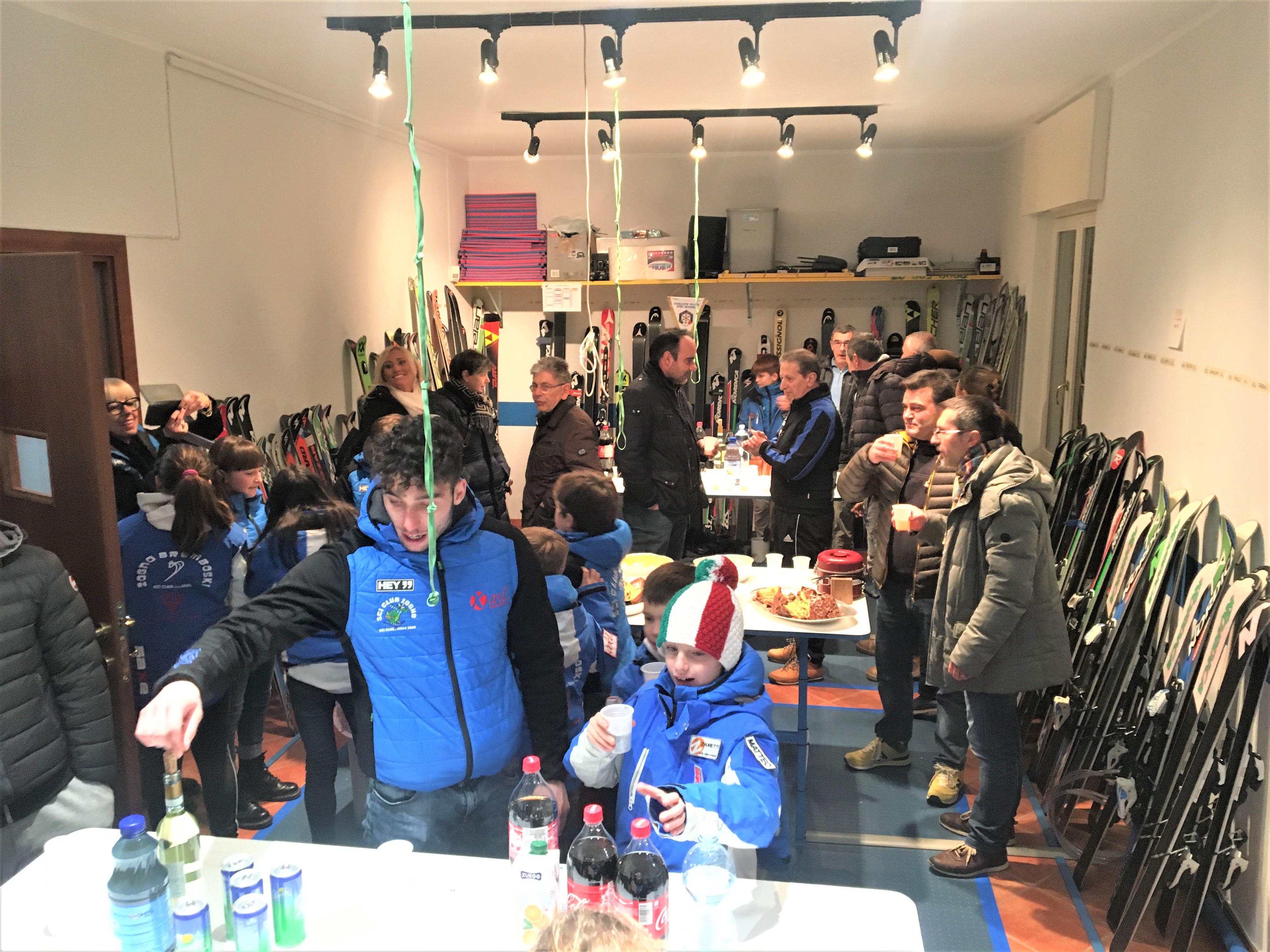20.12.2018 - Inaugurazione Sede Sci club Zogno (17)