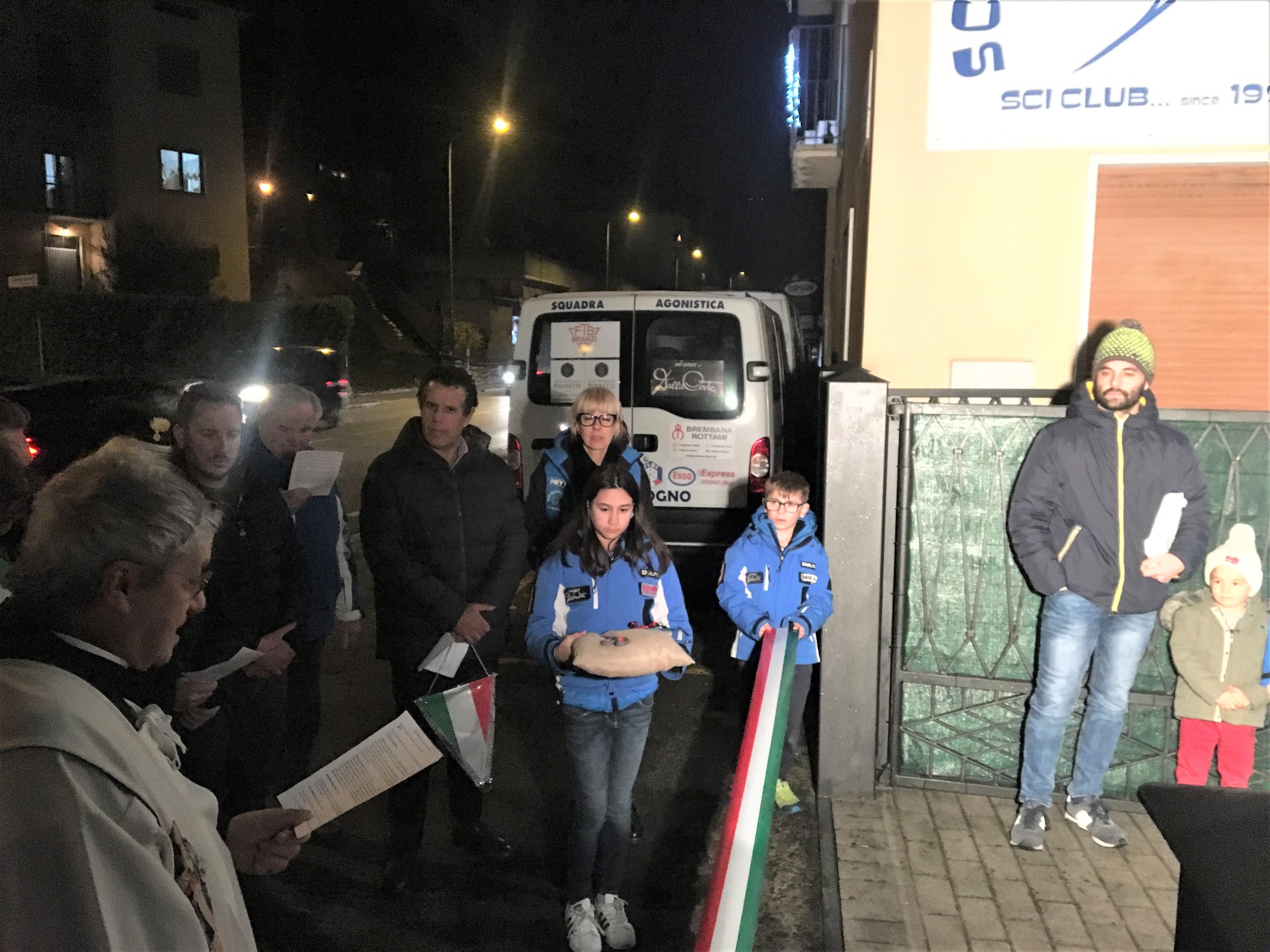 20.12.2018 - Inaugurazione Sede Sci club Zogno (6)